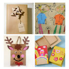 50 100x Kraft Paper Blank Scrapbooking For Cards Making Gift Tags DIY Painting