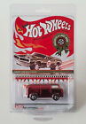 Hot Wheels 2002 RLC Red Line Club Excl VW BEACH BOMB TOO Holiday Red 06154