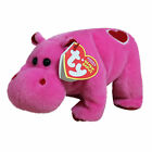 TY Beanie Baby - HUGAMUS the Hippo (Internet Exclusive)