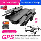 FPV Drone Quadcopter Camera Dron Professional Drone Helicopte 4K GPS Drone