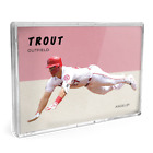 2020 Topps NOW Throwback Thursday Set #39 1954 World On Wheels TBT Trout