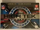 2015 Topps High Tek Football Box - Hobby