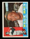 Vintage Willie Mays Baseball Card Timeline: 1951-1974 63