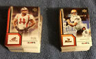 2006 UD Upper Deck Arena Football League AFL COMPLETE SET (1-190) Hand Collated