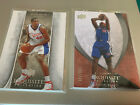 Elton Brand 2005-06 Upper Deck Exquisite Collection #16 225 Lot Of 2 Cards NBA