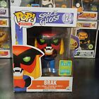 Funko Pop! Animation Space Ghost Brak #124 2016 SDCC Exclusive With Protector