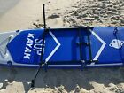 SALE DELUXE ROWING FRAME for SUP PADDLE BOARD KAYAK TO RIDE FASTER THEN PADDLING