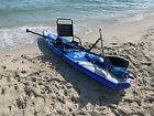 SALE ENJOY DELUXE ROWING FRAME FOR SUP PADDLE BOARD KAYAK INSTEAD OF PADDLING