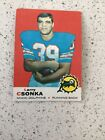 1969 Topps Football Cards 9