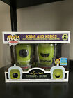 Funko Pop! Simpsons Treehouse of Horror Kang and Kodos Exclusive 2 Pack