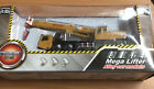 Mega Lifter Crane Construction Vehicle Car Model Toy 155 Scale Diecast with box