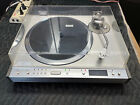 Pioneer PL 630 Fully Automatic Quartz Locked Direct Drive Turntable ADC ZLM NICE