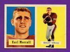 1957 Topps Football Cards 9