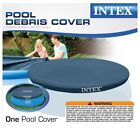 intex 8 ft x 30 in easy set pool and pool cover