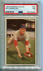 1953 Bowman Baseball Cards - Color and Black & White Series 65