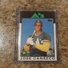 Jose Canseco Cards, Rookie Cards and Autographed Memorabilia Guide 14