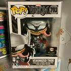 Funko Pop Marvel Venom Venomized Thor #703 Vinyl Chalice Collectible Exclusive