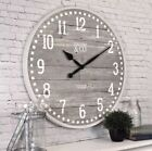 Firstime  Co 20 Arlo Gray Wall Clock Light