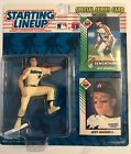 1993 MLB Starting Lineup Jeff Bagwell Houston Astros Action Figure