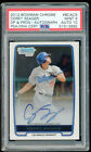 2012 Bowman Draft Pick and Prospects Baseball Prospect Autographs Guide 42