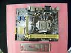 Asus H81M A DP M11AD DP MB LGA1150 MicroATX Motherboard w IO Shield TESTED