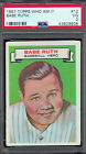 1967 Topps Who Am I? Trading Cards 30