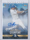 2020 Topps x Ben Baller Los Angeles Dodgers World Series Champions Cards 29