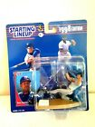 Dave Justice, Cleveland Indians - 1998 Starting Lineup – Figurine & Card