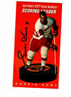 Gordie Howe Rookie Cards and Autographed Memorabilia Guide 33
