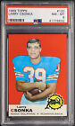 1969 Topps Football Cards 36