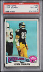 Lynn Swann Cards, Rookie Card and Autographed Memorabilia Guide 19