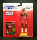 STARTING LINEUP --- SUPERSTAR COLLECTIBLES - 1996 EDITION - JERRY STACKHOUSE