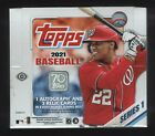 IN STOCK 2021 Topps Series 1 Baseball Hobby HTA Jumbo Box 10 Packs 2 Silver Pack