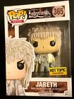 Funko Pop! Jareth Labyrinth Grey Outfit #365 - Hot Topic Exclusive Vaulted