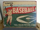 Vintage Replica Tin Metal Sign Topps picture cards box gum 1954 baseball 1327