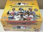 Lot of (3) 2020 Topps MLB Sticker Collection Baseball 50-Pack Box - 200 Stickers
