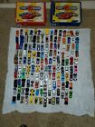 Lot of 144 + Hot Wheel Matchbox Misc Diecast Cars and Trucks + 2 cases
