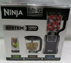Ninja Kitchen System with Auto IQ Boost and 7 Speed Blender BL493 BRAND NEW