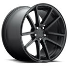 Rotiform R122 SPF 18x85 5x112 +35mm Matte Black Wheel Rim 18 Inch
