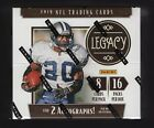 IN STOCK 2019 Panini Legacy Football Factory Sealed Hobby Box 2 Autos 32 RC's