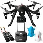 Force1 F100GP Drone with Camera for Adults GoPro Compatible RC Drone with