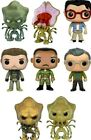 Funko Pop INDEPENDENCE DAY COMPLETE MOVIE COLLECTION LOT 8 CHASE & FYE