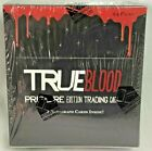 TRUE BLOOD TV Series - Rittenhouse Factory Sealed Trading Card BOX 2 Autographs