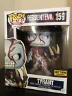 Funko Pop! #159 Games Resident Evil Tyrant Hot Topic Exclusive! 6