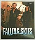 FALLING SKIES Season 1 Factory Sealed Premium Trading Card Pack (1 Auto 2 Relic)