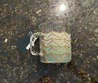 Starbucks 50th Anniversary Limited Edition Siren Mermaid Scale Clear Glass Cup