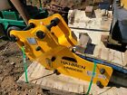 Hydraulic Hammer for small excavator or loader backhoe