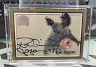2000 Fleer Greats of the Game Memorable Moments Autograph Ron Guidry 78