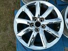 2007 2012 Lexus LS460 LS600 genuine OEM Chrome 18 wheel rim Factory 74195
