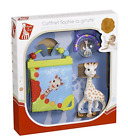 Sophie la girafe Birth Gift Set Baby Teether Rattle and Activity Book